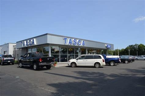 Tasca Ford Mazda Car Dealership In Seekonk, Ma 02771