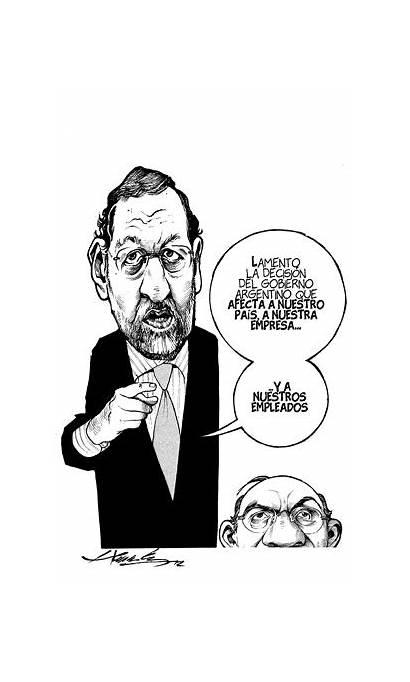 Calderon Abril Caricaturas Jornada Petroleo Mexico Felipe