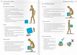 Basic Manual Handling Techniques