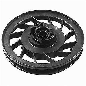 Starter Pulley Briggs And Stratton - Oregon 31-041