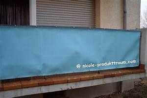Balkonbespannung Nach Maß : produkttraum balkonbespannung nach ma von rollo express ~ Watch28wear.com Haus und Dekorationen