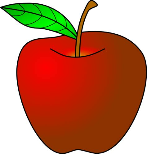 apple clipart png apple clip at clker vector clip