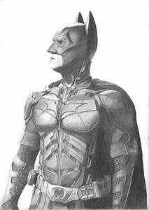 Batman - Dark Knight Sketch (Christian Bale) by PentaMagic ...