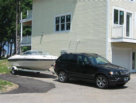 Wakeboarder  Bmw X5 And Infinity Fx Towing?