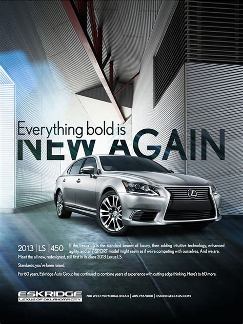 eskridge lexus  behance