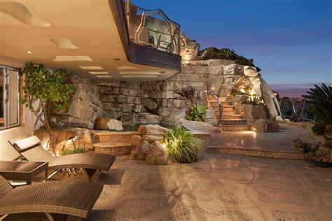 whimsical rock house  laguna beach idesignarch interior design architecture interior