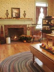pin by lisa davis on primitive colonial rooms with