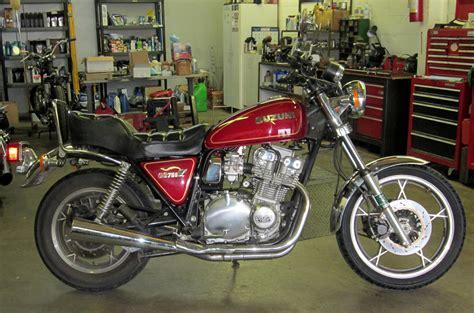 1980 Suzuki Gs750l by Suzuki G6 Motosports Motorcycle Repair Richmond Va