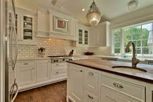subway tile backsplashes for kitchens subway tile kitchen backsplashes