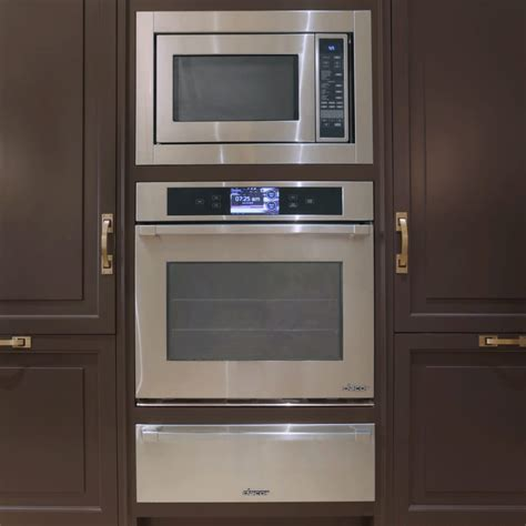 Dacor DYO130 30 Inch Single Electric Wall Oven with 48 cu