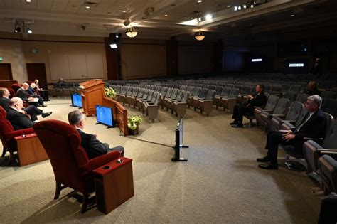 How April General Conference shaped COVID-era church - The ...