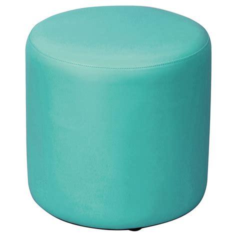 Modern Benches  Westin Blue Cylinder Bench Eurway