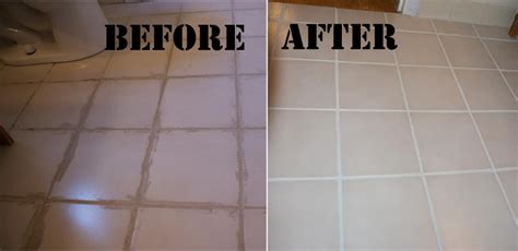 hometalk removing dried  grout  refreshing grout