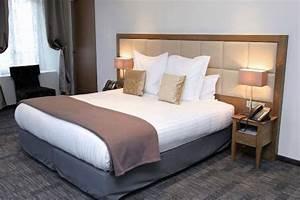 idee tete de lit king size With meuble de salle a manger avec lit king size