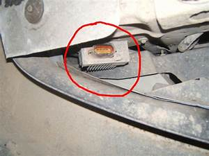 Ford Escape Daytime Running Lights