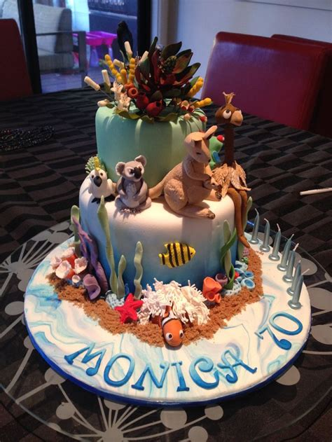 images  australian animal cakes  pinterest