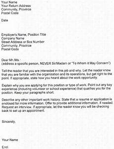 letter of application letter of application for a job With job aplication cover letter