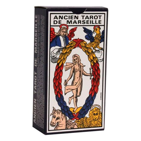 Tarot De Marcella Cartomancia Cruzada De Denis Lepierre