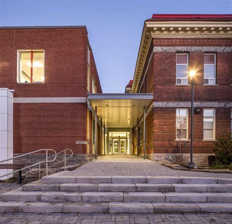 mutchmor public school addition hobin architecture