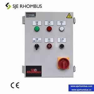 China Pump Motor Start Box  Relay Control
