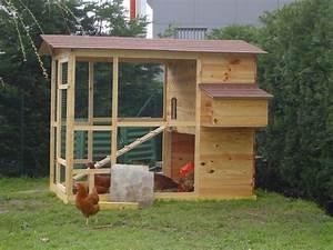 Poulailler Poules Elevage
