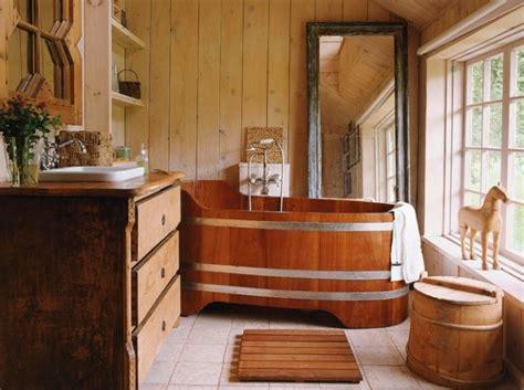d馗oration cuisine et salle de bain décoration salle de bain bois