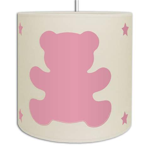 suspension pour chambre fille suspensions décoratives pour chambre fille thème ourson