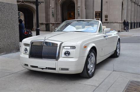 bentley phantom coupe 2009 rolls royce phantom drophead coupe used bentley