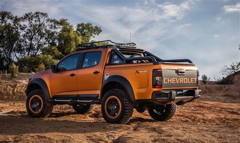 2018 Chevy Colorado Redesign by 2019 Chevy Colorado Zr2 Price Release Date Specs