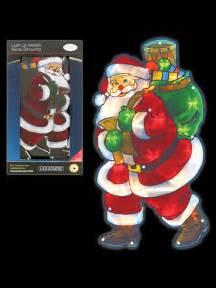 portable battery pack for christmas lights christmas silhouette light led window festive xmas