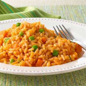 Mexican Rice | Recipe