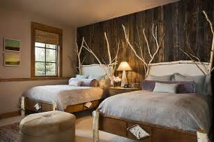 Chambre Décoration Nature by Bedroom Accent Walls To Keep Boredom Away