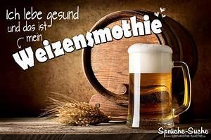 Weihnachten Bier Sprüche : weizensmothie bier lustige spr che ber alkohol ~ Haus.voiturepedia.club Haus und Dekorationen