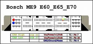 Bmw Isn Supports Isn Reading From Dme Bosch Me9  E60 E65 E70
