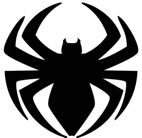 Spiderman Pumpkin Carving Templates Free by Superior Spider Man Logo By Strongcactus On Deviantart