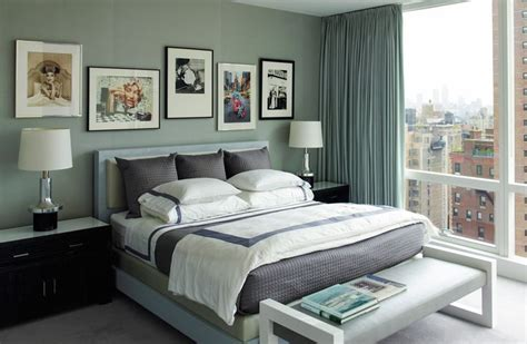 great color scheme for a guest bedroom for the home