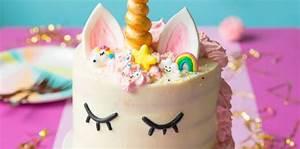 Image De Gateau D Anniversaire : g teau d 39 anniversaire licorne d couvrez les recettes de ~ Melissatoandfro.com Idées de Décoration