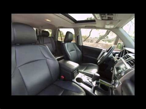 toyota runner interior youtube