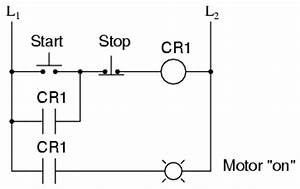 the s r latch multivibrators electronics textbook With ladder logic diagram and explain how it starts up the electric motor