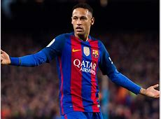 Neymar completed Real Madrid medical prior to Barcelona
