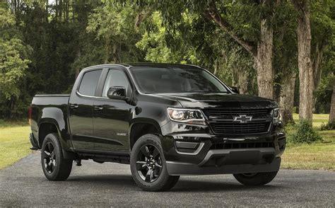2017 Chevrolet Colorado Debuts New 230kw V6, 8spd Auto