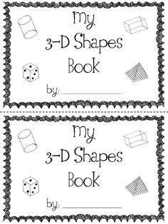 shapes images math activities kindergarten