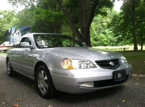 2002 Acura Cl by Buy Used 2002 Acura Cl Sport Coupe V6 Automatic Leather