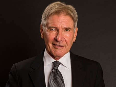 Harrison Ford by Harrison Ford Nearly Hit A Passenger Plane While Landing