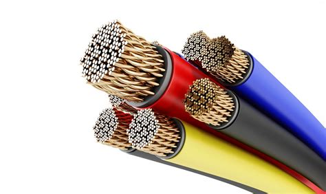 Different Types Wires Cables Manufacturers