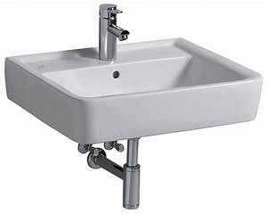 Renova 1 Plan : renova nr 1 plan wash basin 600 x 480 mm with tap hole with overflow ~ Orissabook.com Haus und Dekorationen