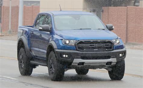 2020 Ford Ranger Raptor