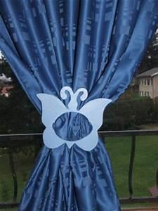 Embrasse Rideau Originale : article embrasse rideau papillon pour chambre d 39 enfants ~ Teatrodelosmanantiales.com Idées de Décoration