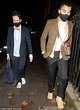Nick Grimshaw, 36, makes a rare appearance with dancer ...