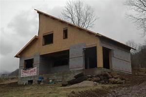 Maisons et chalets en construction bois avec batipack for Marvelous maison en pente forte 2 maisons et chalets en construction bois avec batipack